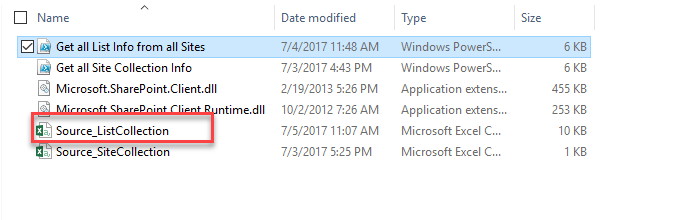 Get All Lists details in a site collection Using Power shell in